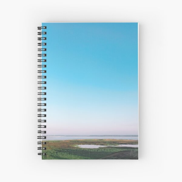 New England Sunrise Spiral Notebook