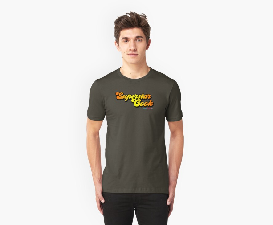 Superstar Cook by CarbonClothing