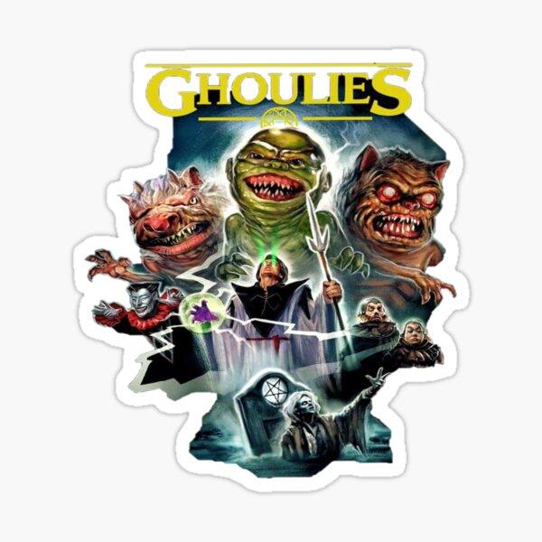 Ghoulies Art Sticker