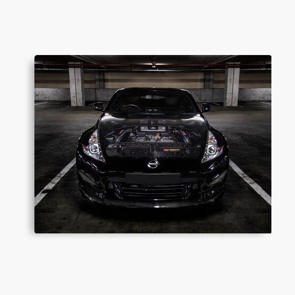 Nissan 370Z Canvas Print