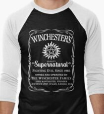 Supernatural Quality Men's Baseball ¾ T-Shirt