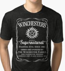 Supernatural Quality Tri-blend T-Shirt