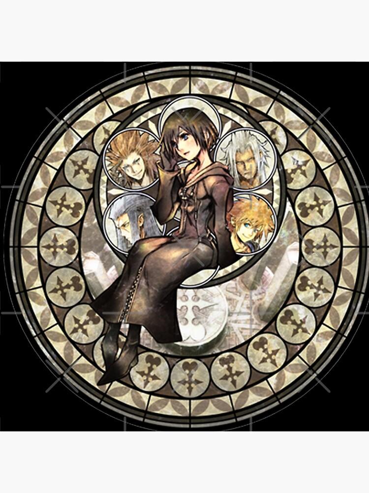Kingdom Hearts - Xion's Heart by Joader