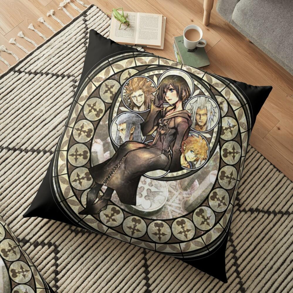 Kingdom Hearts - Xion's Heart Floor Pillow