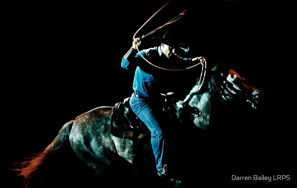 Rodeo by Darren Bailey LRPS