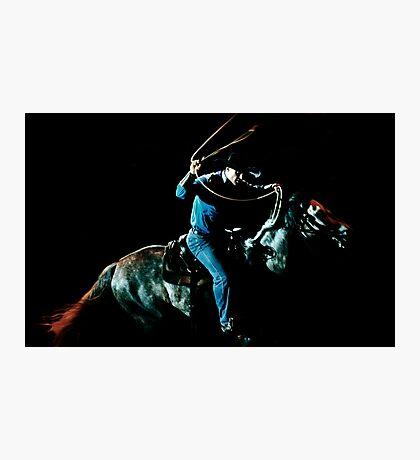 Rodeo Photographic Print