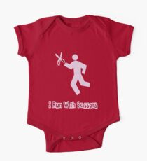 Runs With Scissors Kids Clothes