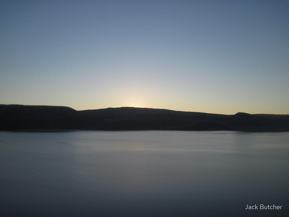 Sunrise by Jack Butcher