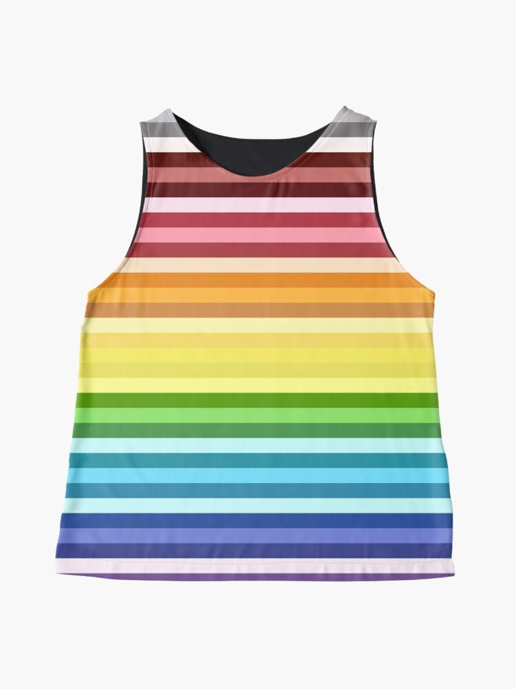 Alternate view of Color Sleeveless Top