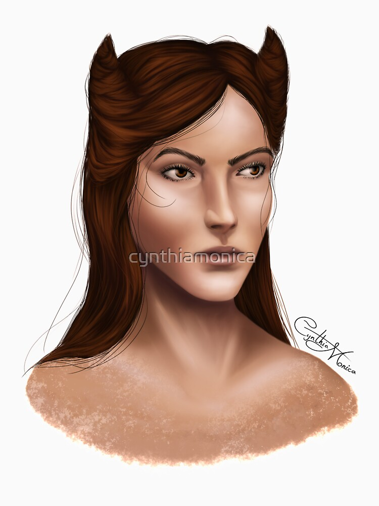 Portrait - Jude Duarte by cynthiamonica