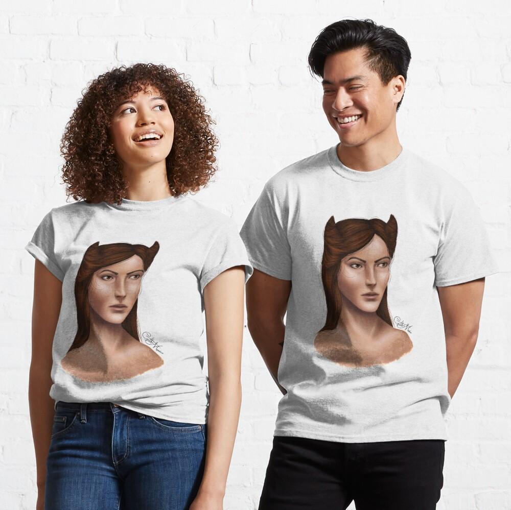 Portrait - Jude Duarte Classic T-Shirt