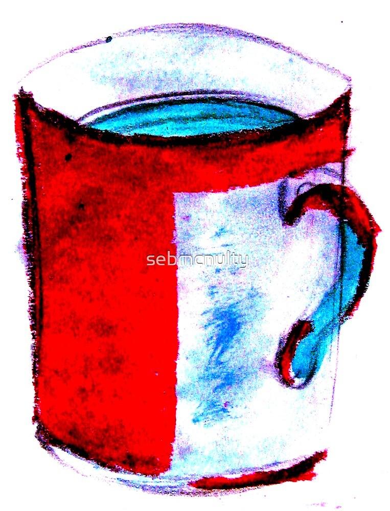 big coffee cup by sebmcnulty