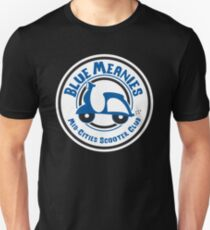 Blue Meanies Scooter Club Unisex T-Shirt