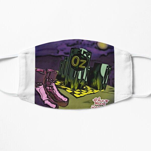 Industrial Emerald City Flat Mask