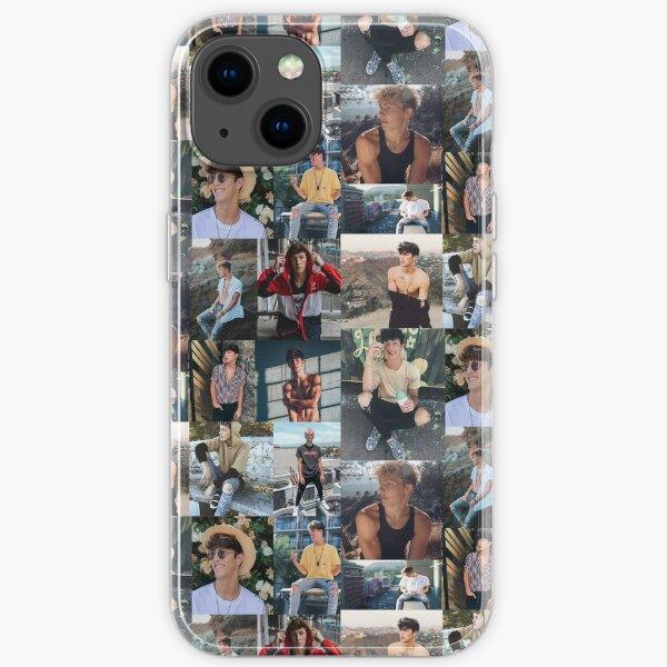 Taylor Holder Collage Artwork iPhone Soft Case