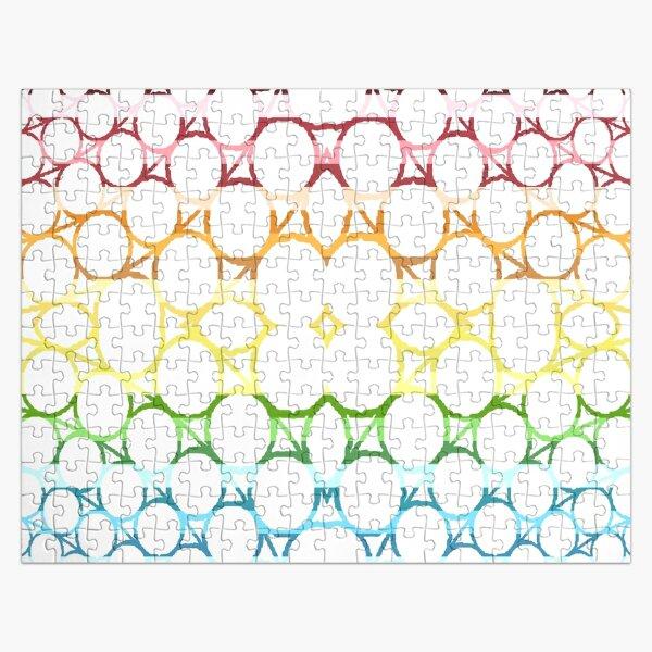 Colors Mesh Jigsaw Puzzle