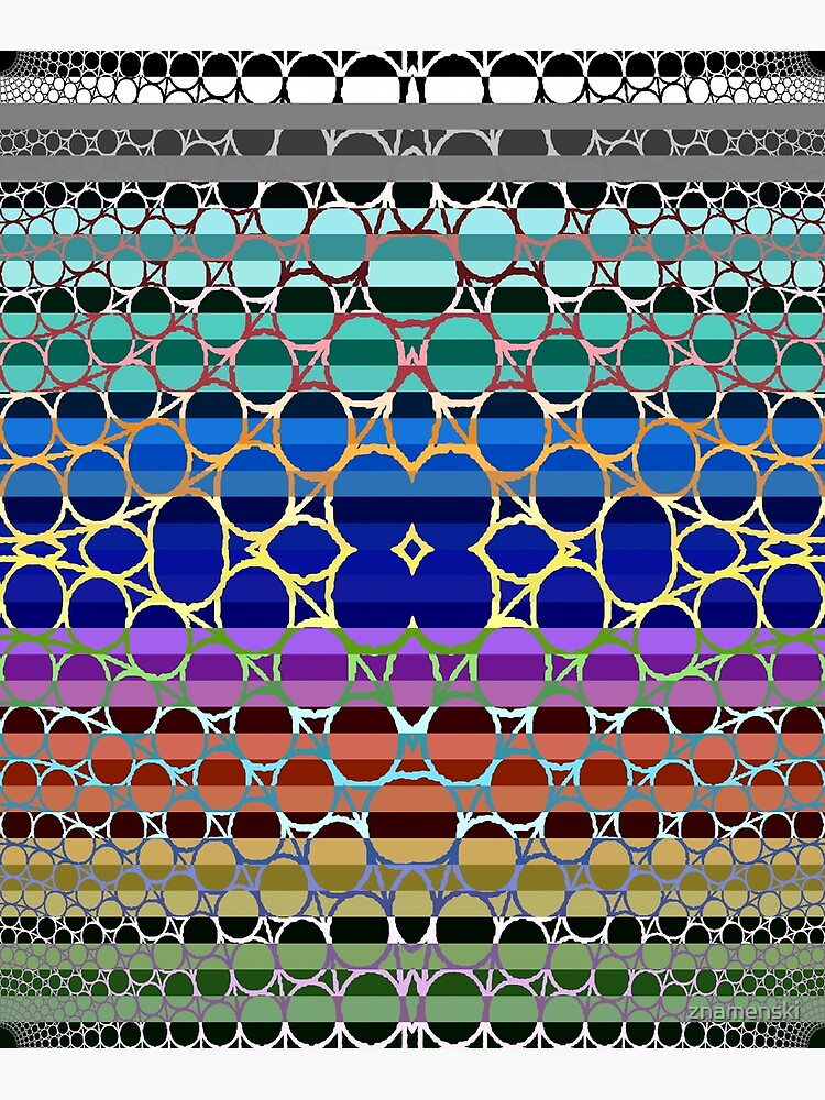 Colors Mesh by znamenski