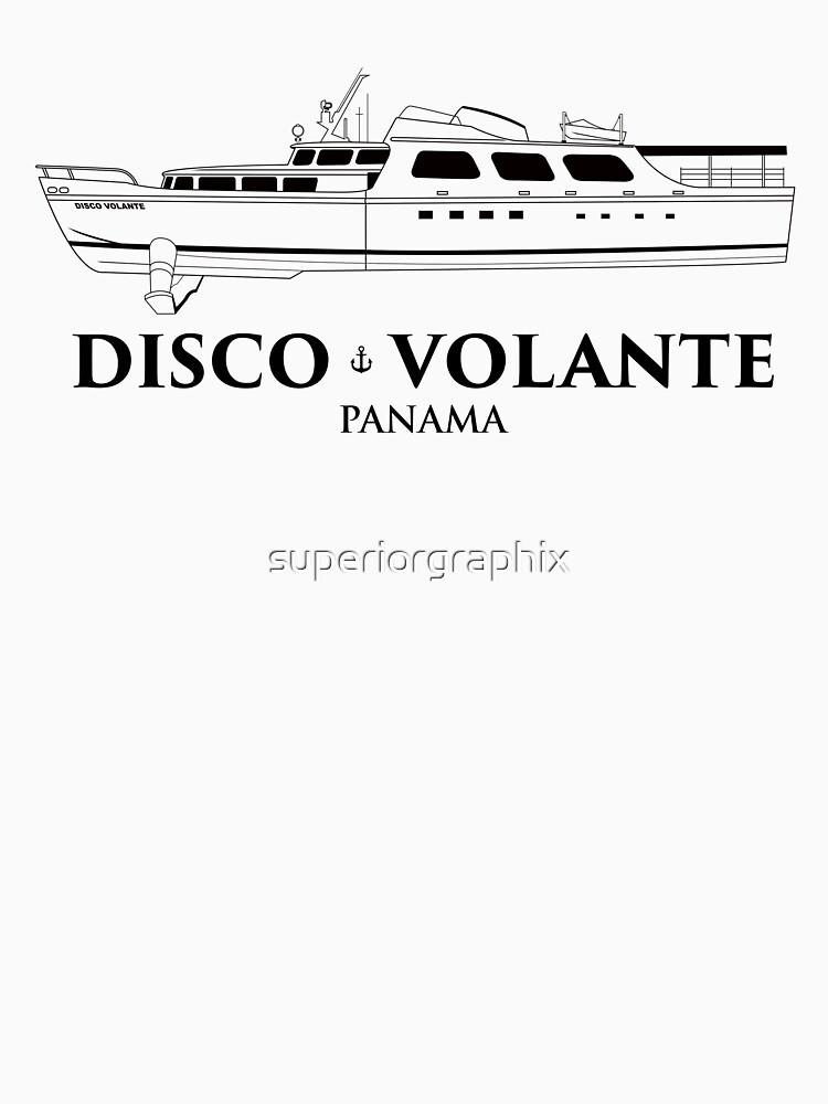 Disco Volante | Unisex T-Shirt