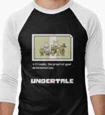 Undertale characters T-Shirt
