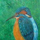 Kingfisher by Susan Duffey