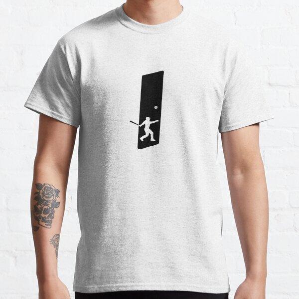 Personalized Baseball Initial I Classic T-Shirt