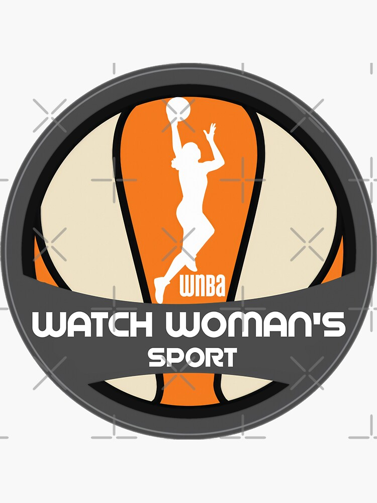 wnba inspired design |watch woman's sport  by QcStore