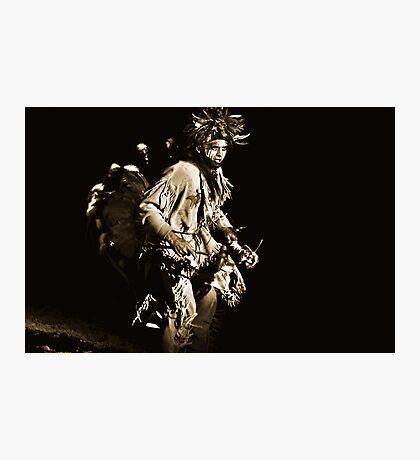 Wolf Dance Photographic Print