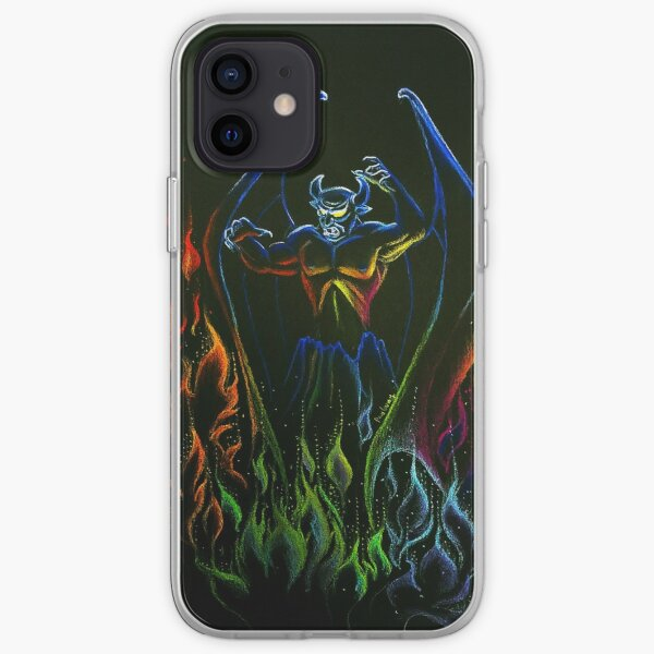 A Night on Bald Mountain iPhone Soft Case