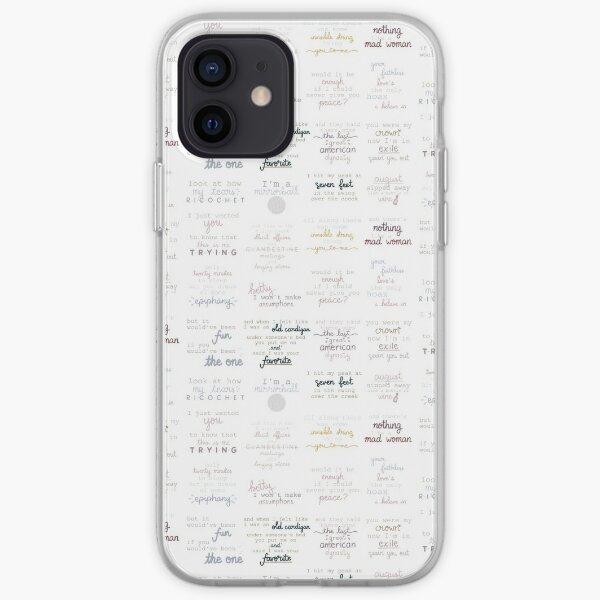 Pack d'autocollants folkloriques Coque souple iPhone