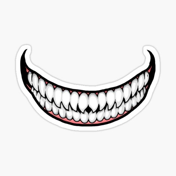 Evil Smile Stickers Redbubble Download 1,010 evil smile free vectors. redbubble