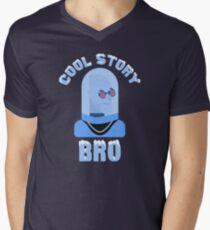 A Gotham Story, Bro Men's V-Neck T-Shirt