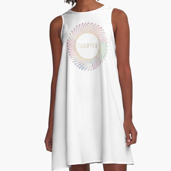 Tachyon Healing Energy A-Line Dress