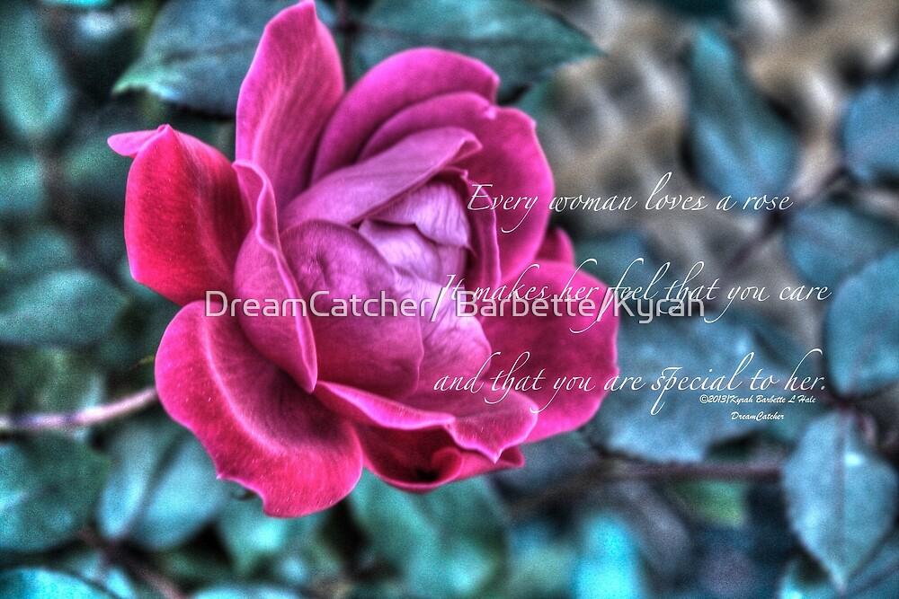 rose by DreamCatcher/ Kyrah
