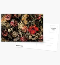 Dreams Are Just Movies - Flowers Postcards