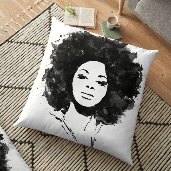 Ms. Scott Floor Pillow
