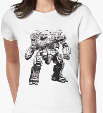 atlas Women's Fitted T-Shirt
