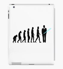 Evolution to Star Wars iPad Case/Skin