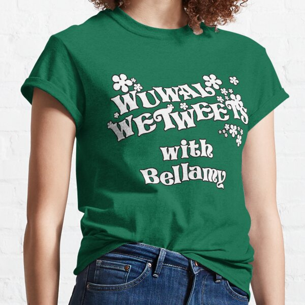 Tiswas - Wuwal Wetweets with Bellamy Classic T-Shirt