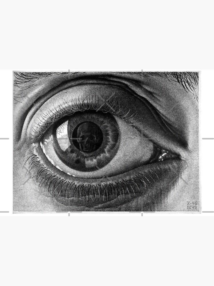 Escher - Eye by Pikokk