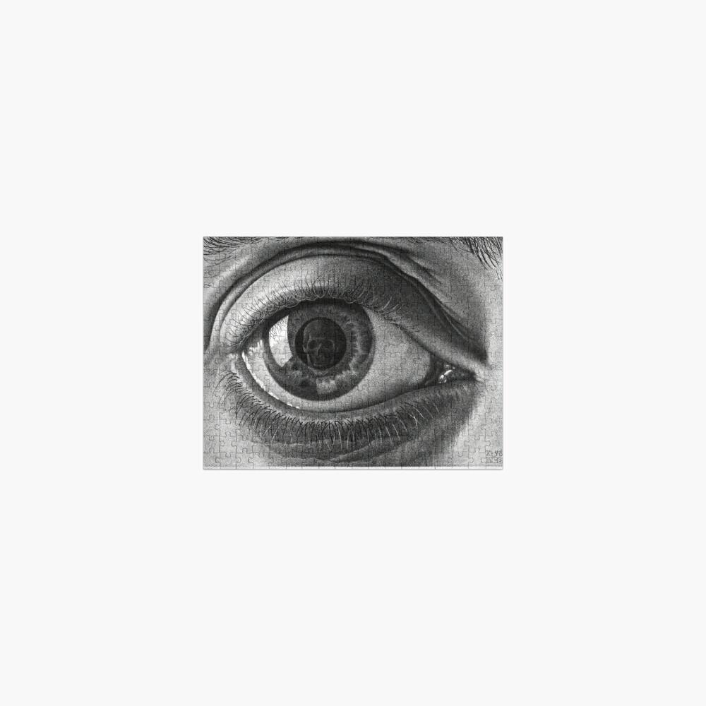 Escher - Eye Jigsaw Puzzle