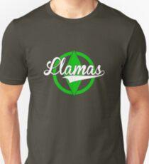 Llamas Slim Fit T-Shirt