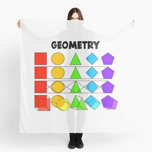 Geometry Scarf