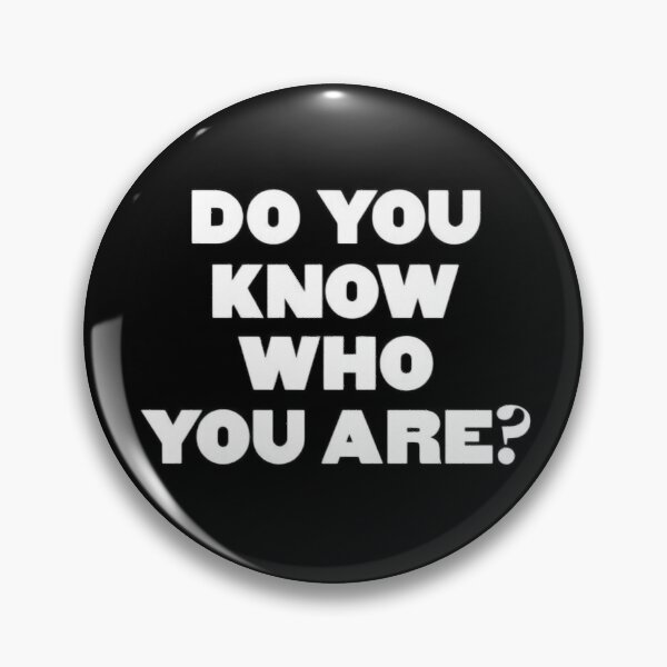 Do You Know Who You Are — Harry Pin