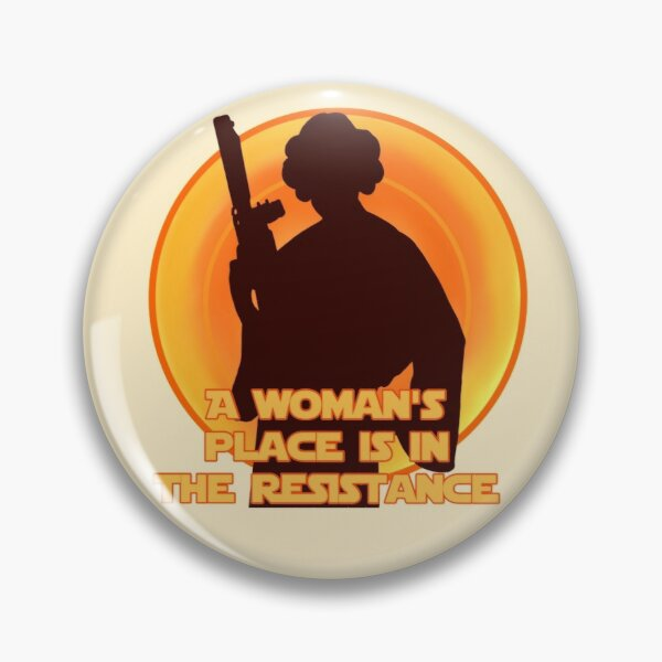 The Resistance Pin