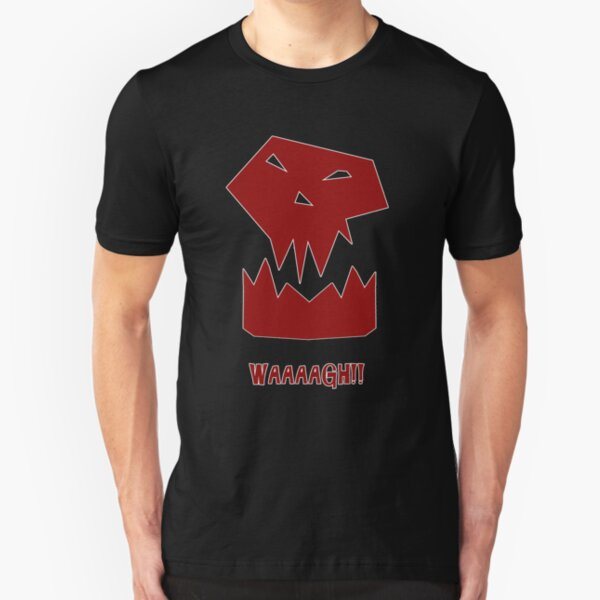 WH40K-ORK Slim Fit T-Shirt
