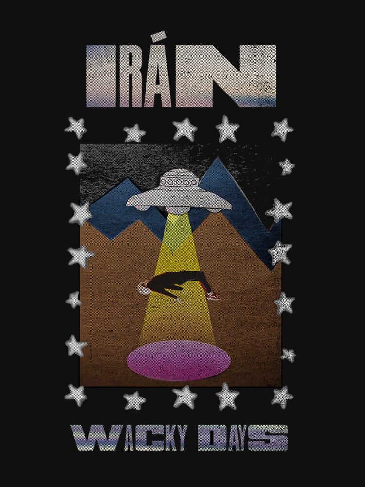 Irán Wacky Days by luisiran