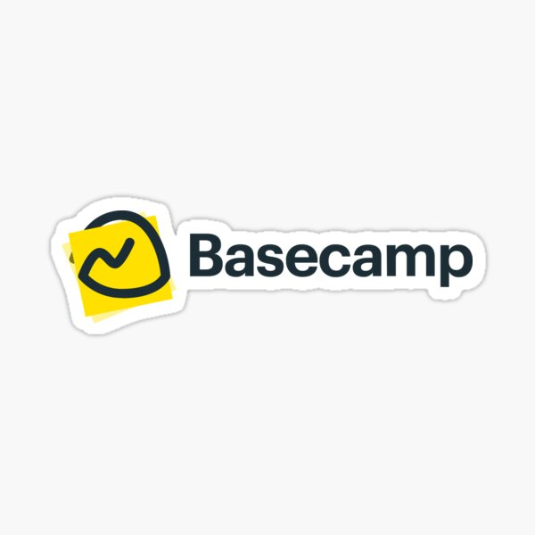 Basecamp Sticker