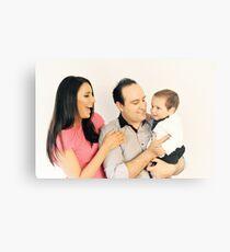 Agushi family (2) Metal Print