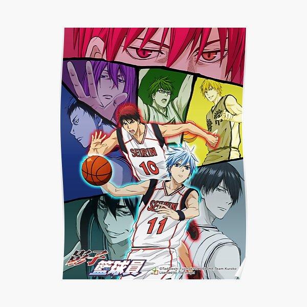 Kuroko And Team Poster