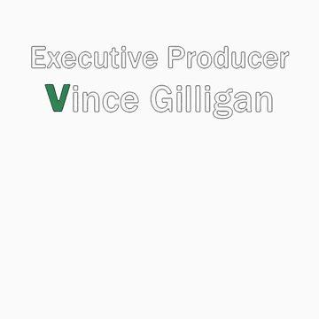 Breaking Bad 'Executive Producer' by Damundio